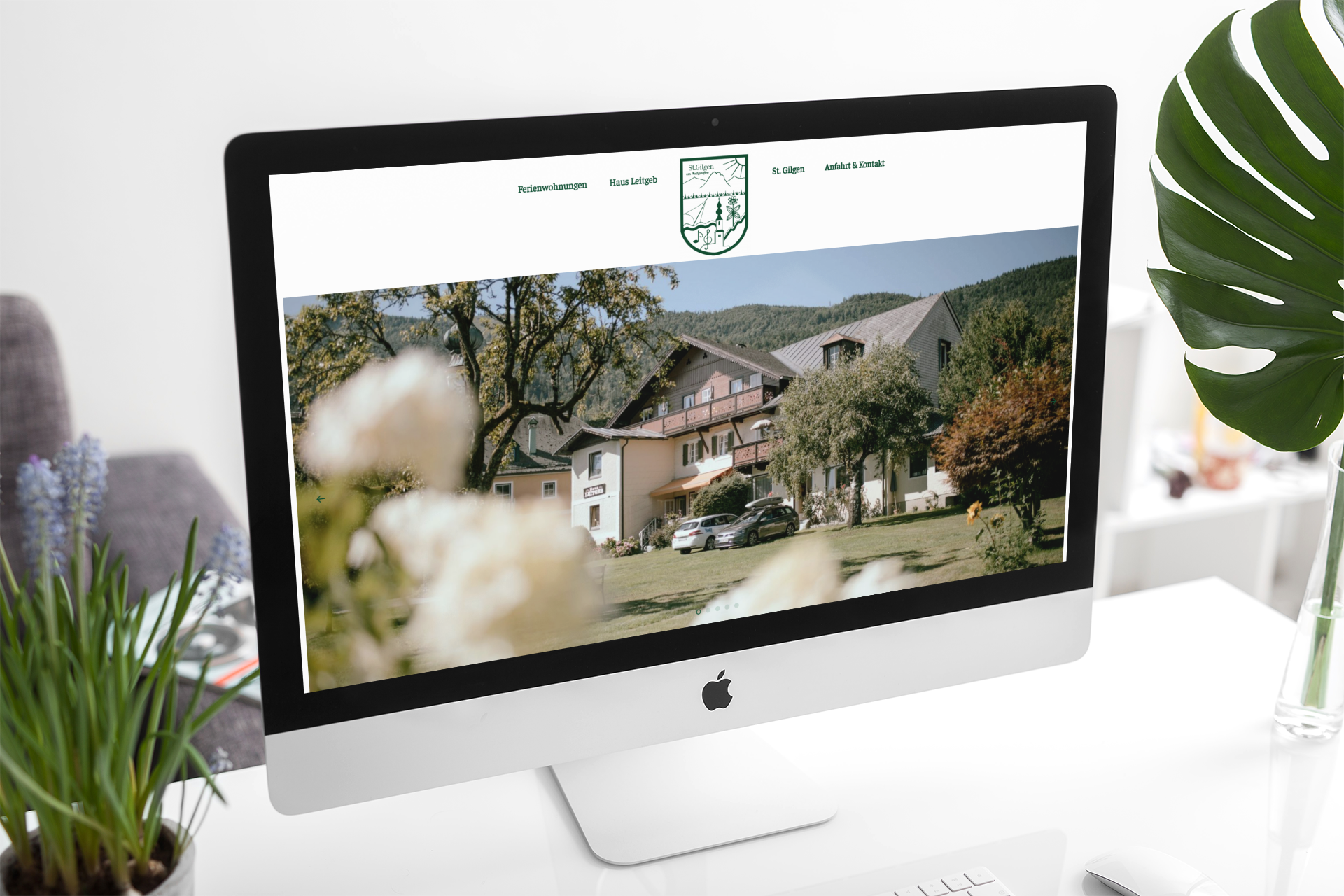 Website Haus Leitgeb